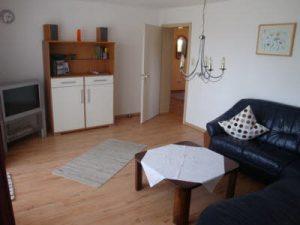 Wohnzimmer - Ferienwohnung Schreyer Aitrach